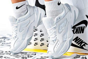 海外展開中★ Nike M2K Tekno White/White-Pure Platinum AO3108-100 (ナイキ M2K テクノ)