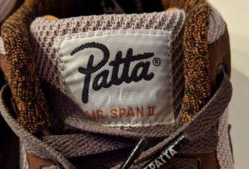 オリジナル画像追記★ Patta x Nike Air Span II AO2925-600