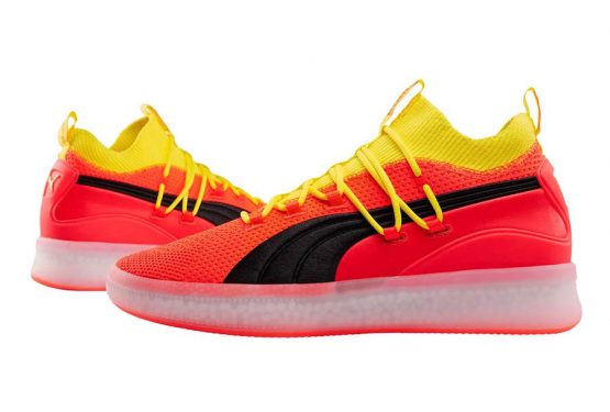 10月1日発売★ PUMA Clyde Court Disrupt