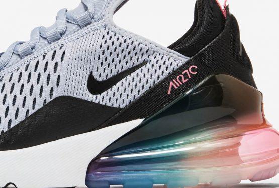"""6月23日発売★ Nike Air Max 270 BETRUE  AR0344-500 (ナイキ エアマックス 270 """"BE TRUE"""")"""