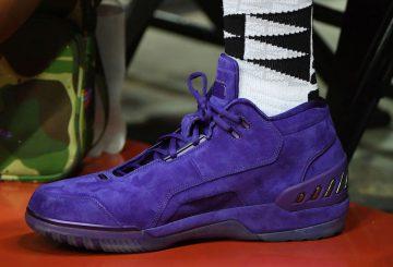 Nike Air Zoom Generation Purple Suede PE