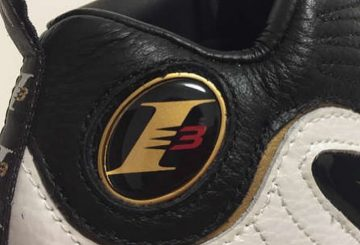 FIRST LOOK ★ ALLEN IVERSON'S NEW REEBOK SHOE