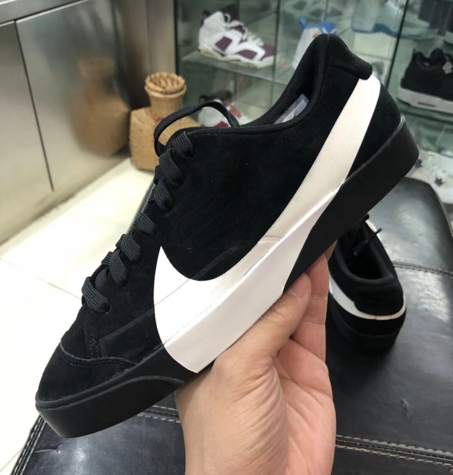 the best attitude c9e83 8af97 リーク☆NIKE BLAZER CITY LOW XS – Sneaker Peace