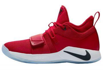 """動画★9月1日発売★ Nike PG 2.5 """"Fresno""""  Gym Red/Dark Obsidian-White  BQ8453-600 (ナイキ PG 2.5)"""