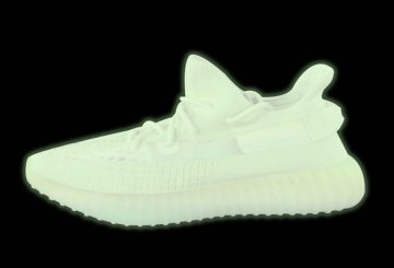 "ADIDAS YEEZY BOOST 350 V2 ""GLOW IN THE DARK"" PACK"