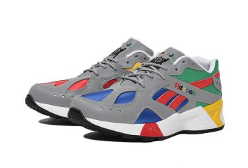 "Billy's x Reebok Aztrek ""Nintendo's Super Famicom"" ビリーズ×リーボック アズトレック"