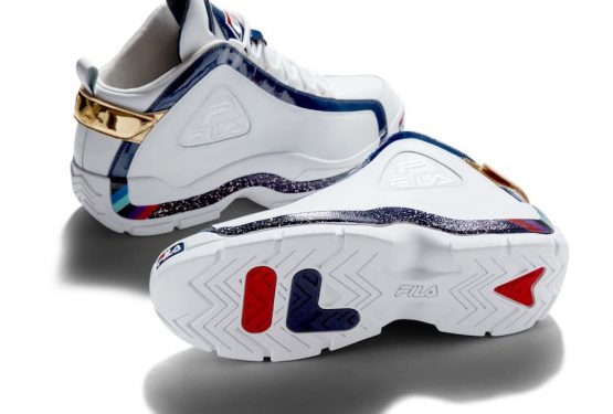 "動画★11月3日発売★ FILA GRANT HILL 2 ""HALL OF FAME"""
