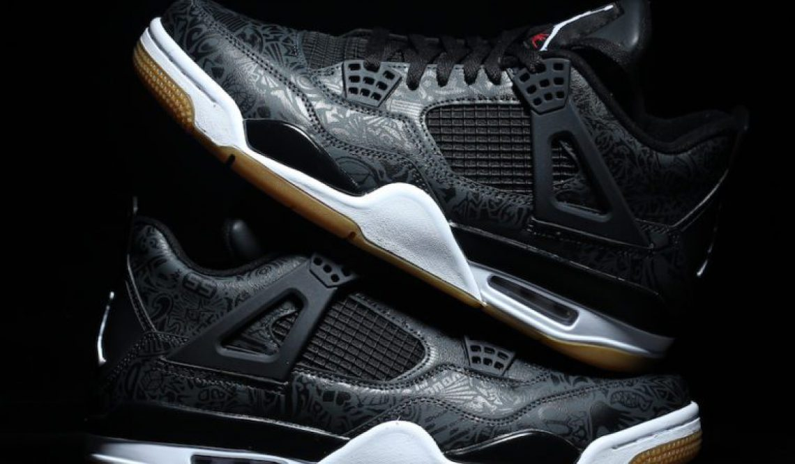 1月19日発売★NIKE Air Jordan 4 SE  Black/White-Gum Light Brown  CI1184-001