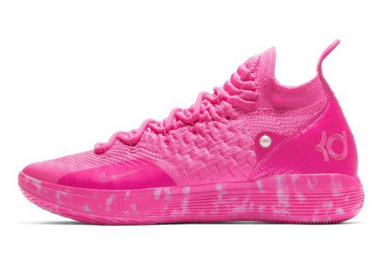 """2月14日発売★ Nike KD 11 """"Aunt Pearl"""" BV7721-600   $150"""
