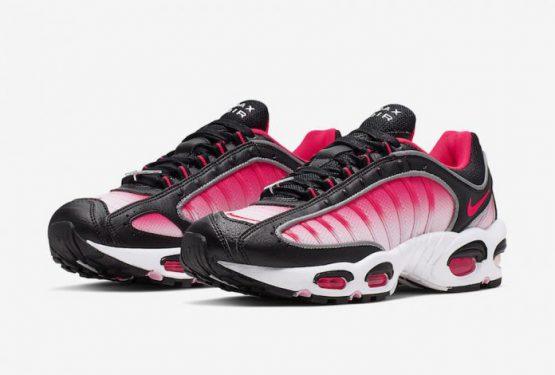 Nike Air Max Tailwind 4  Black/Red Orbit-Pink Foam-Metallic Silver-White  CN9659-001 $160 (ナイキ エア マックス テイルウインド 4)